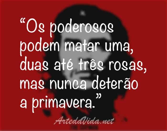 Frases Che Guevara Primavera